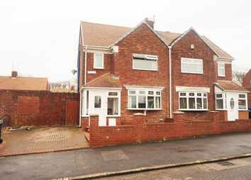 Thumbnail 3 bed semi-detached house for sale in Esdale, Sunderland