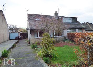Thumbnail 3 bed semi-detached bungalow for sale in Beech Road, Halton, Lancaster