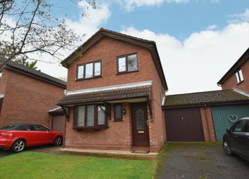 Thumbnail 4 bed link-detached house for sale in Eastbury Drive, Solihull