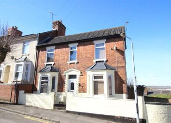 Thumbnail 3 bedroom end terrace house for sale in Ashford Road, Old Town, Swindon