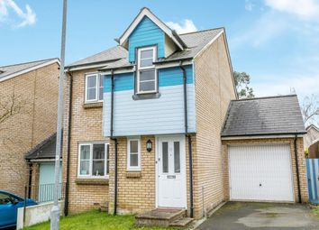 Thumbnail 3 bed detached house for sale in Kingdon Avenue, South Molton, Devon