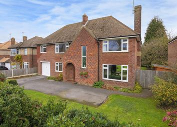 New Dover Road, Canterbury CT1. 4 bed detached house for sale