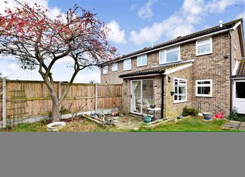 Thumbnail 3 bed semi-detached house for sale in Primrose Way, Chestfield, Whitstable, Kent