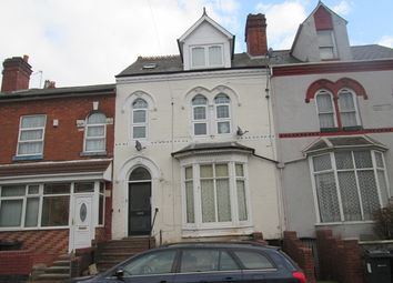 Thumbnail Studio to rent in Flat 1B, Gladstone Road, Sparkbrook