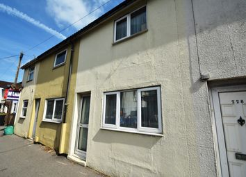 Thumbnail 2 bed terraced house for sale in Forton Road, Gosport, Hampshire