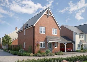 Thumbnail 3 bedroom semi-detached house for sale in Hanbury Place, Hospital Approach, Broomfield, Chelmsford