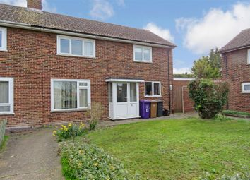 Thumbnail 4 bed semi-detached house for sale in Willowside Way, Royston