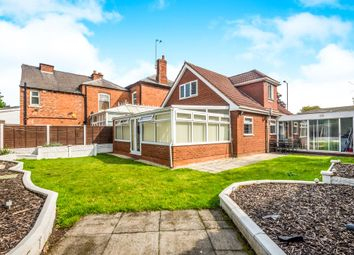 Thumbnail 3 bed detached bungalow for sale in Stafford Road, Bloxwich, Walsall