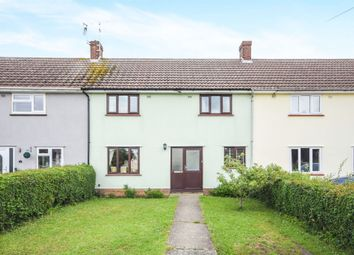 Thumbnail 3 bedroom terraced house for sale in Evelyn Wood Road, Cressing, Braintree