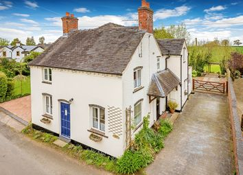 Thumbnail 3 bed cottage for sale in Lower Well Cottage, Audmore, Gnosall, Stafford
