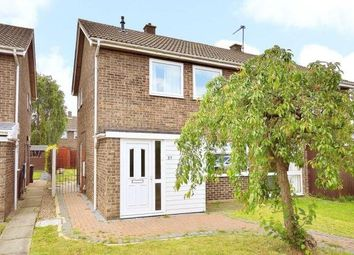 Thumbnail 3 bed semi-detached house to rent in Holly Court, Wymondham