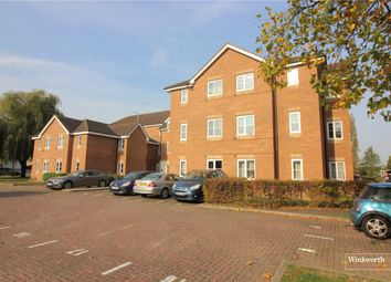 Thumbnail 2 bed flat for sale in Sommerville Court, Alconbury Close, Borehamwood, Hertfordshire