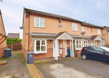 Thumbnail 2 bed end terrace house for sale in Brendon Grove, Bingham