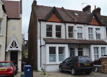 Thumbnail 3 bed flat to rent in Gordon Road, London