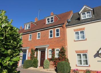 Thumbnail 3 bed town house to rent in Blythe Close, Enham Chase, Enham Alamein