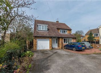 Thumbnail 4 bedroom detached house for sale in Cannon Street, Little Downham, Ely