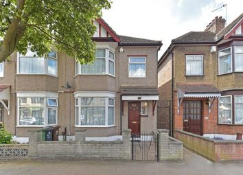 Thumbnail 3 bedroom terraced house for sale in Woodlands Avenue, Chadwell Heath, Romford