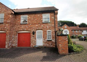 Thumbnail 2 bed end terrace house for sale in Church Mill Court, Market Rasen