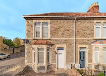 Thumbnail 2 bed end terrace house for sale in Clarence Road, Staple Hill, Bristol