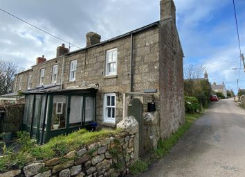 Thumbnail 2 bed end terrace house for sale in Botallack, St. Just, Penzance