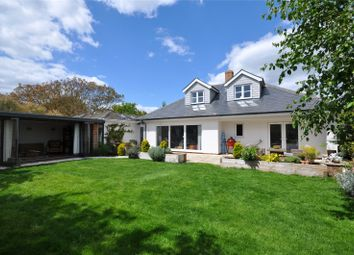 Thumbnail 4 bed detached house for sale in Ellanore Lane, West Wittering, Chichester, West Sussex