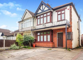 Thumbnail 3 bed semi-detached house for sale in Eastern Avenue, Southend-On-Sea