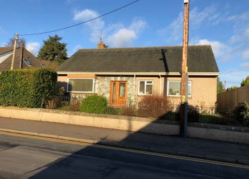 Thumbnail 3 bed detached bungalow to rent in Mansfield Road, Scone, Perth