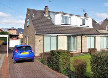 Thumbnail 3 bed semi-detached house for sale in Vikings Court, Brompton