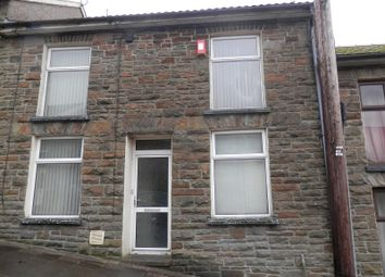 Thumbnail 3 bedroom property for sale in Princes Street, Treherbert, Rhondda Cynon Taff.