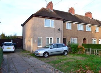 Thumbnail 3 bedroom end terrace house to rent in Charter Avenue, Coventry
