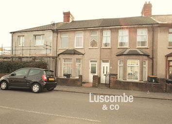 Thumbnail 2 bed flat to rent in Cromwell Road, Newport