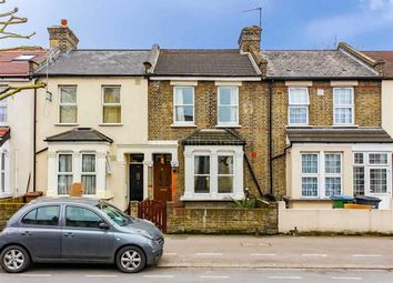 Thumbnail 3 bed terraced house for sale in Cann Hall Road, Leytonstone, London