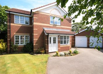 Thumbnail 4 bedroom detached house to rent in Gardners Place, Langley Moor, Durham