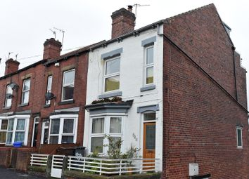 Thumbnail 2 bed flat for sale in Albert Road, Meersbrook, Sheffield