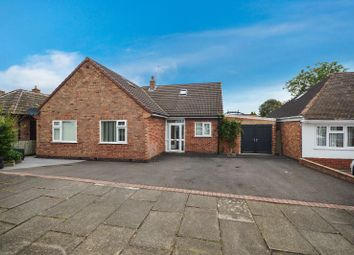 Thumbnail 4 bed detached house for sale in Alcester Drive, Evington, Leicester