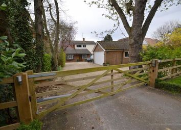 Thumbnail 4 bed detached house for sale in Sheering Road, Old Harlow, Essex