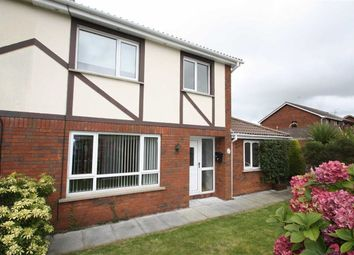 Thumbnail 3 bed semi-detached house to rent in Shrewsbury Dale, Saintfield, Ballynahinch