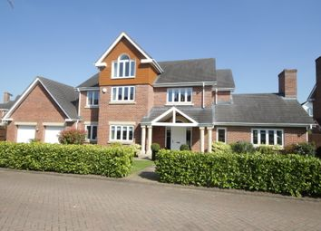 Thumbnail 7 bed detached house for sale in Hampstead Drive, Weston, Crewe