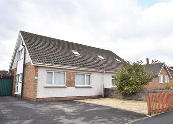 Thumbnail 3 bed semi-detached house for sale in Bourton Avenue, Stoke Lodge, Bristol