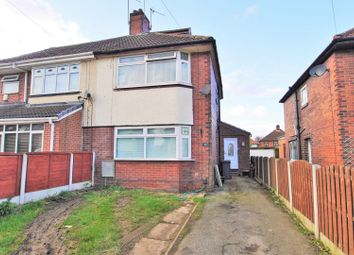 Thumbnail 3 bed semi-detached house for sale in Brinsworth Hall Crescent, Brinsworth, Rotherham