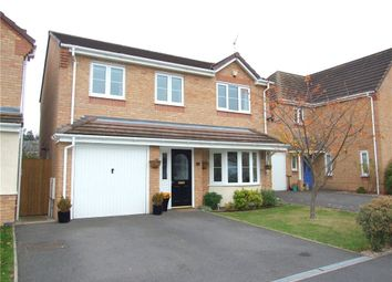 Thumbnail 4 bed detached house for sale in Rovings Drive, Spondon, Derby