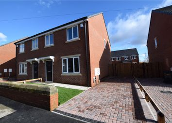 Thumbnail 3 bed semi-detached house for sale in Plot 3, Whingate Road, Leeds, West Yorkshire
