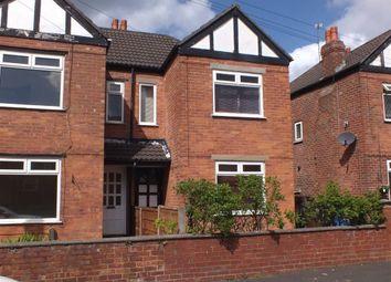 Thumbnail 2 bedroom semi-detached house for sale in Burnham Avenue, Stockport