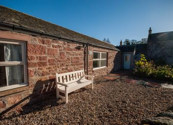 Thumbnail 2 bed semi-detached house to rent in Lintrathen, Kirriemuir