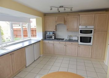 Thumbnail 4 bed detached house for sale in Jaguar Close, Ipswich, Suffolk