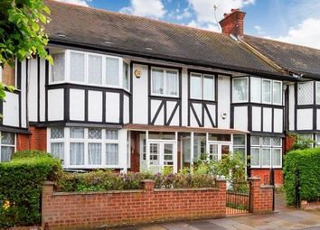 Thumbnail 4 bed terraced house to rent in Tudor Gardens, Acton, London