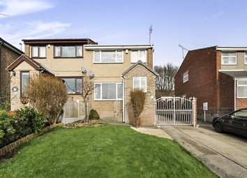 Thumbnail 3 bed semi-detached house for sale in Hollybank Drive, Sheffield