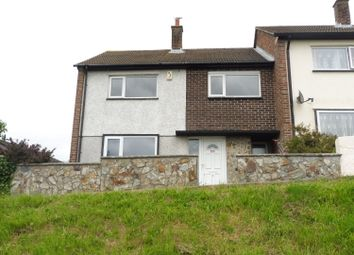 Thumbnail 3 bedroom end terrace house for sale in Reading Walk, Plymouth