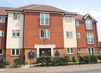 Thumbnail 1 bedroom flat for sale in Swan Court, Main Road, Edenbridge, Kent.