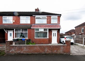 Thumbnail 2 bedroom semi-detached house for sale in Coronation Road, Droylsden, Manchester